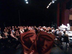 Lawrence en el Teatro Circo