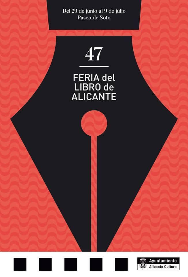 Cartel XLVII Feria de Alicante, Chamán Ediciones