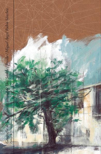 """Portada """"Geografía de la luz"""" de Miguel Ángel Rubio, Chamán Ediciones"""