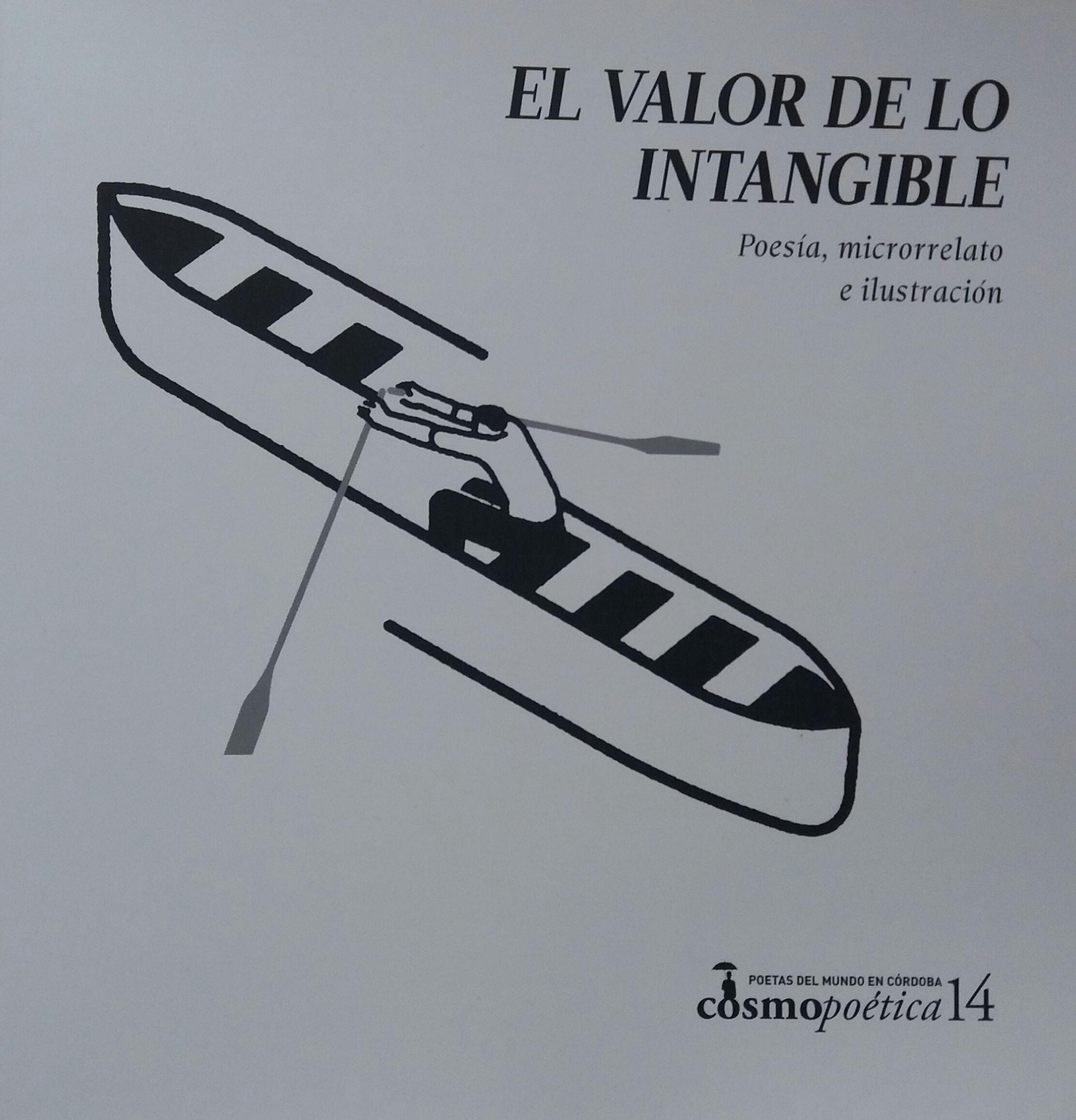 """Portada catalógo """"El valor de lo intangible"""""""