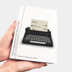 """""""Labor de melancoholismo"""" de Toni Montesinos, Chamán Ediciones, Albacete, 2018"""