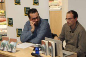 Pedro Gascón, editor de Chamán Ediciones presenta a Miguel Ángel Rubio