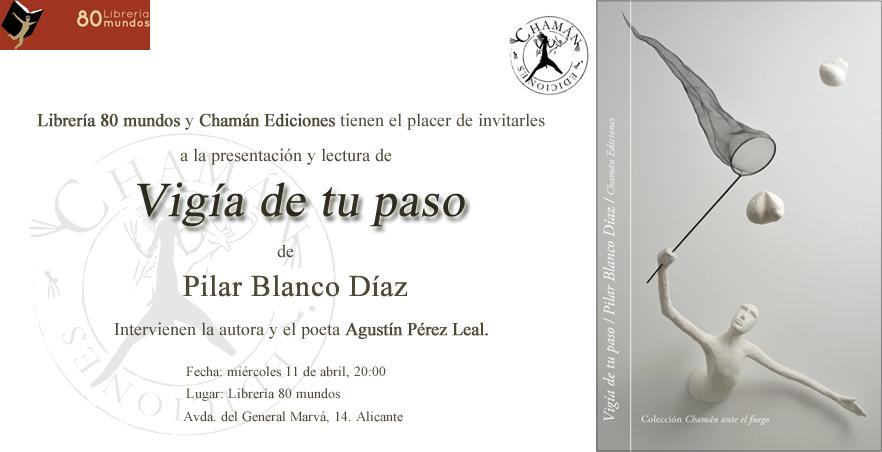 Invitación Vigía de tu paso Alicante