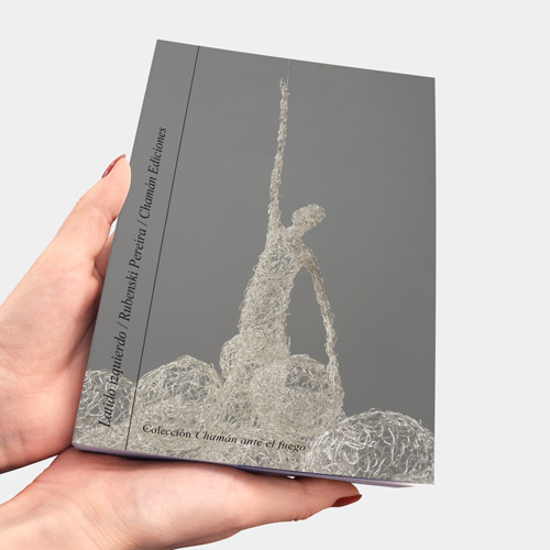 Latido izquierdo de Rubenski Pereira (Chamán Ediciones, Albacete, 2018)