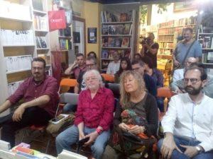 Público de la presentación de Animal fabuloso en Cartagena