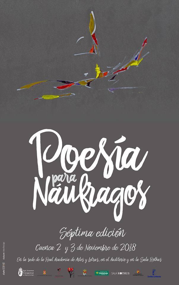 Poesía para naufragos, Cuenca 2018