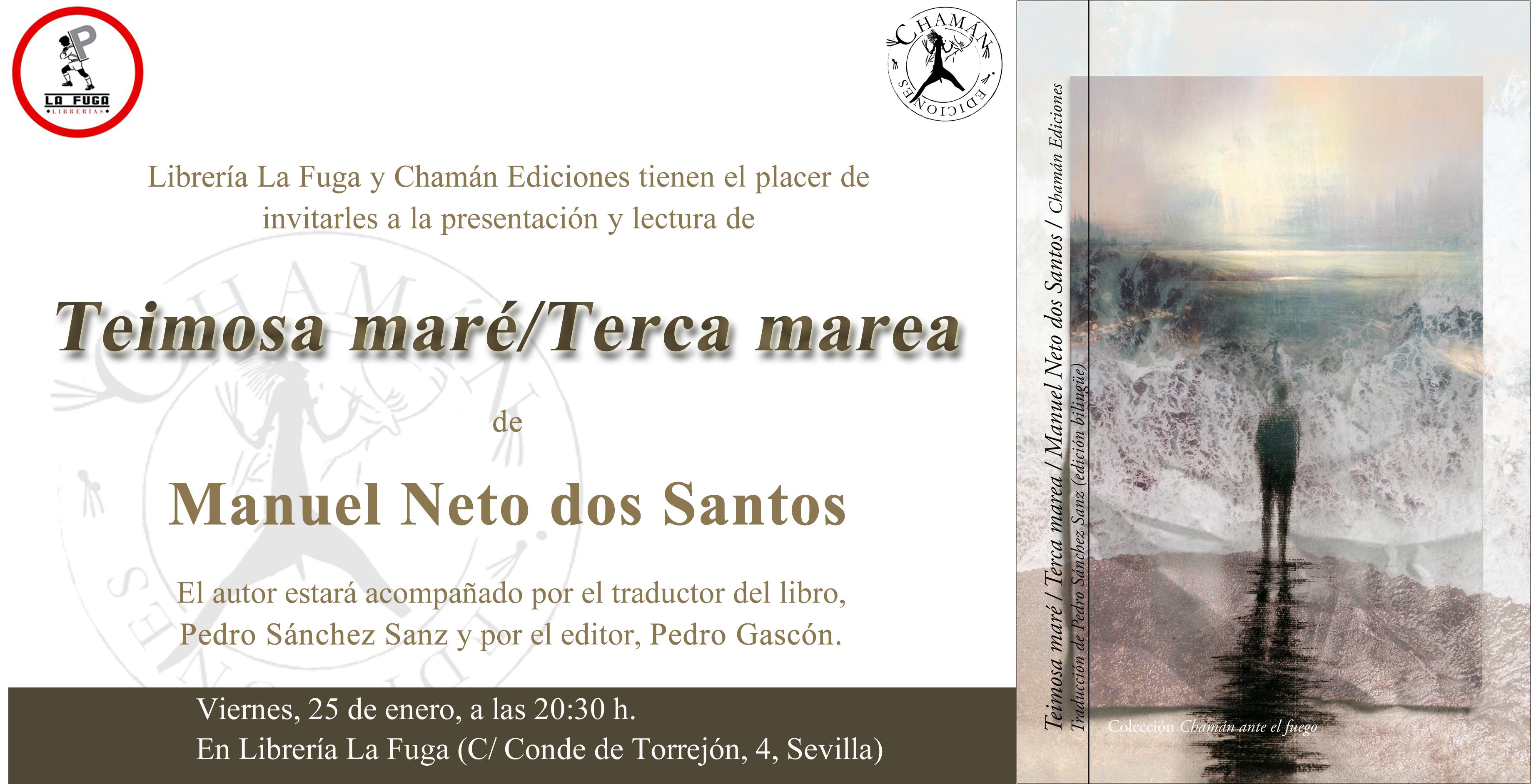 Invitación Terca marea Sevilla
