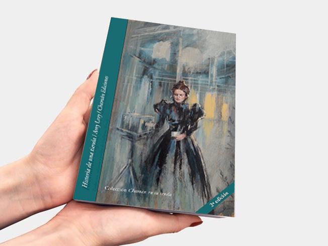 Historia_de_una_tienda_2ª_edición_Amy_Levy_Chamán_Ediciones