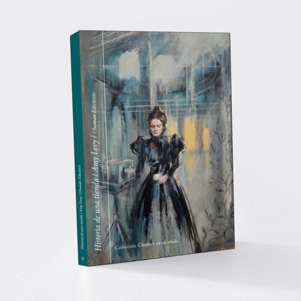 Historia de una tienda de Amy Levy (Chamán Ediciones, Albacete, 2019)