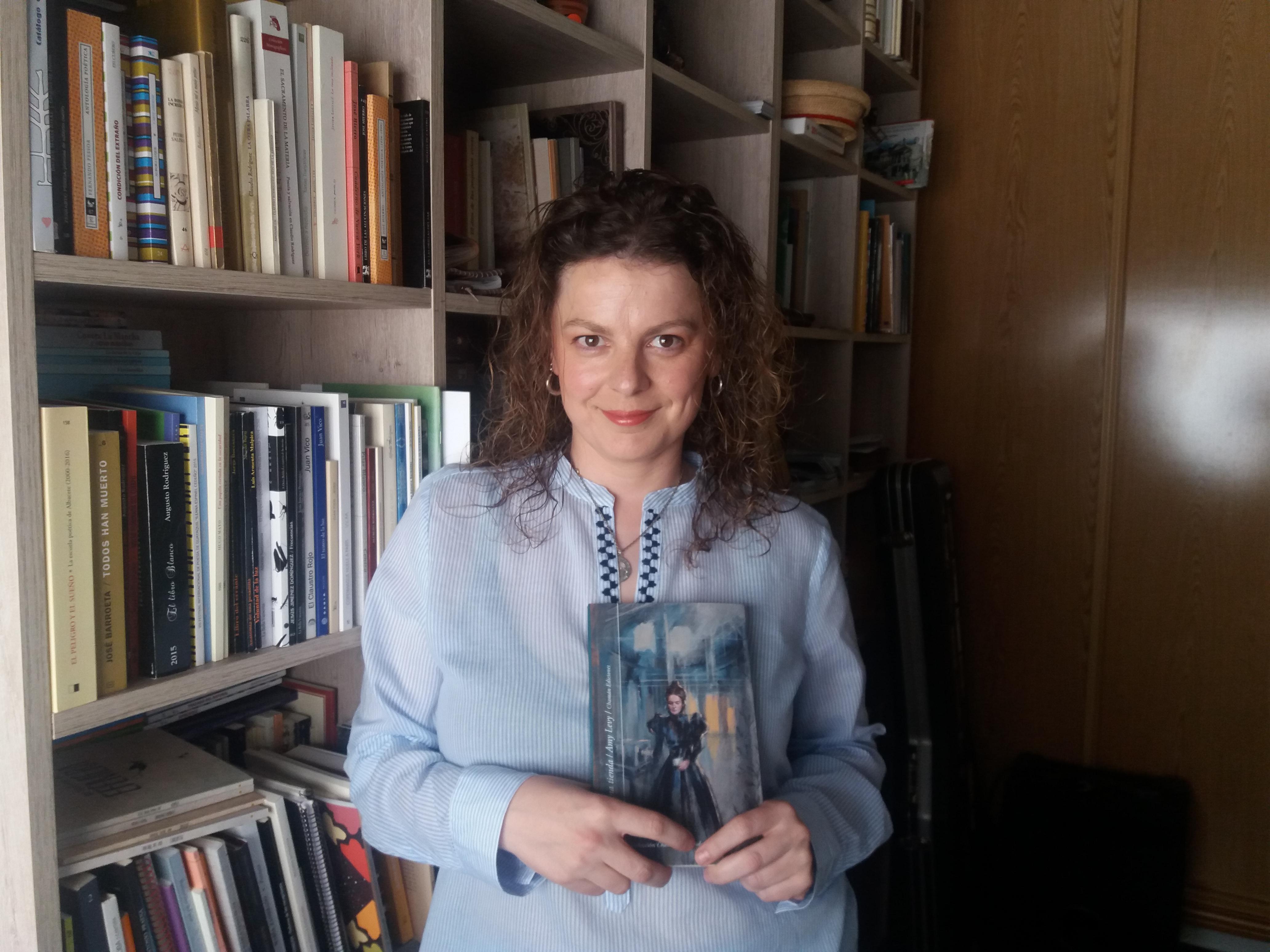 Anaís Toboso, editora