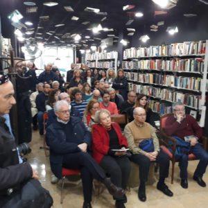 Público asistente en Libros Traperos