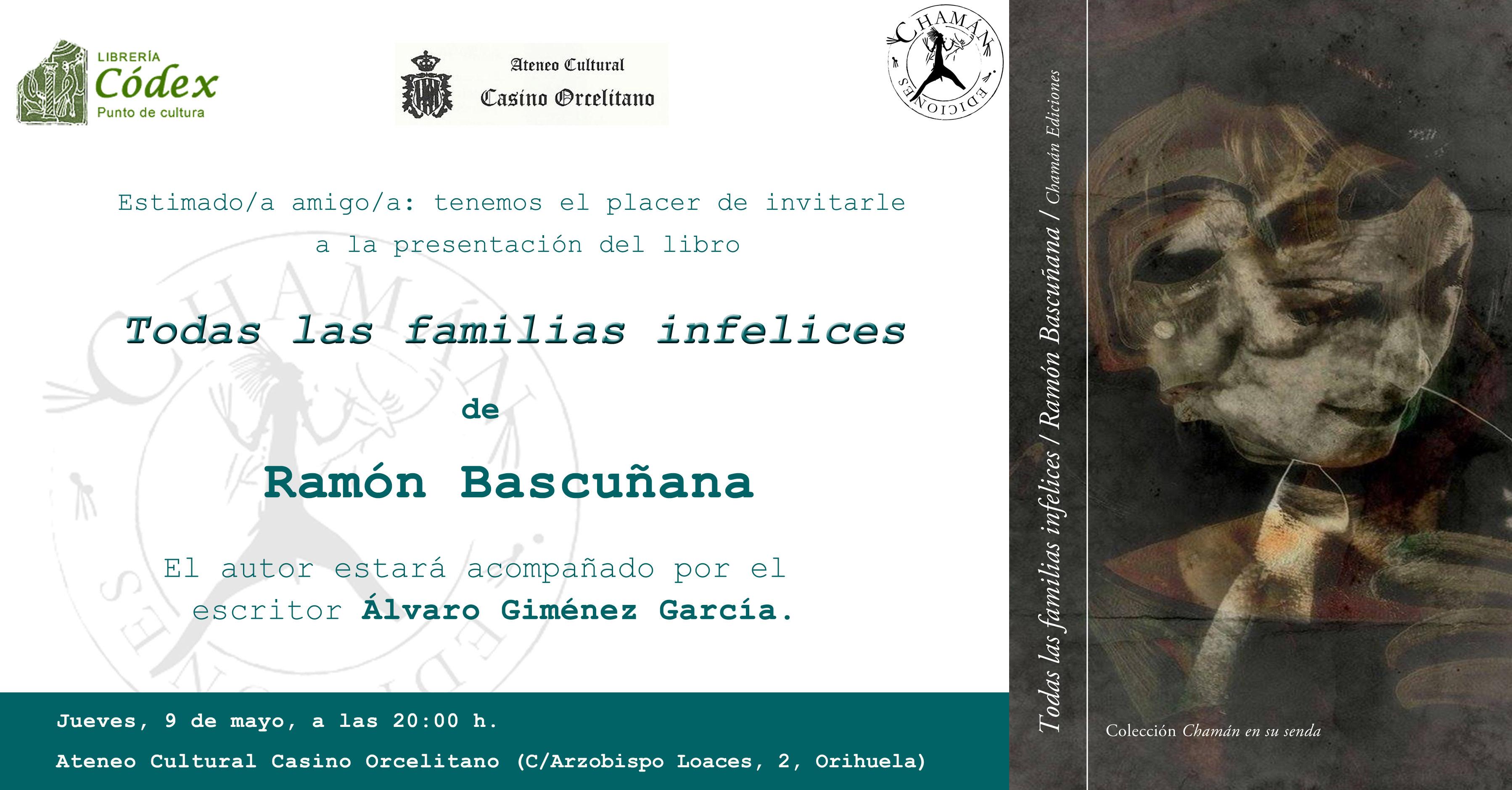 Invitación Todas las familias Orihuela