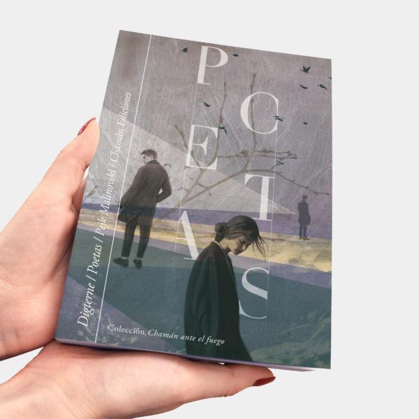Digterne / Poetas - Pejk Malinovski -Traducción Daniel Sancosmed (Chamán Ediciones, Albacete, 2019)