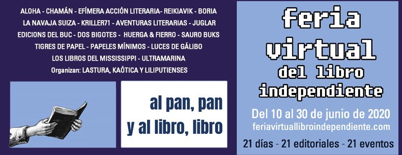 FERIA VIRTUAL DEL LIBRO INDEPENDIENTE