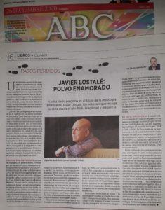La luz de lo perdido en el ABC